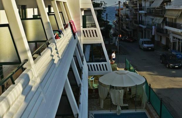 фотографии отеля Villa Cariatis изображение №11