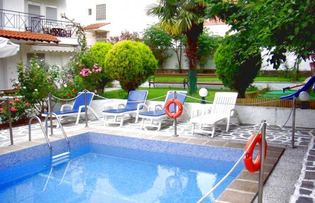 фотографии отеля Olympia Apartments изображение №19
