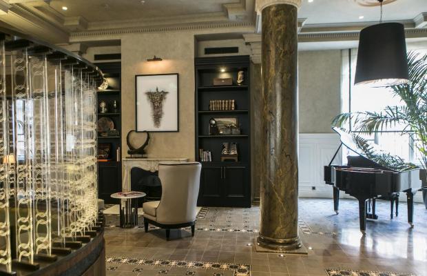 фотографии отеля Vault Karakoy, The House Hotel изображение №43