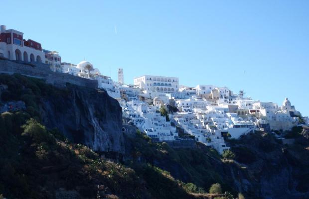 фотографии отеля Cyclades изображение №19