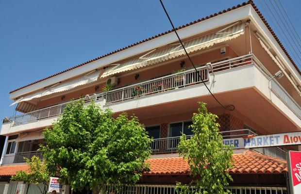 фото отеля Family apartments in Dionisiou Beach изображение №1