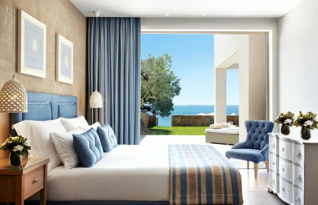 фотографии отеля Ikos Olivia (ex. Gerakina Beach) изображение №23