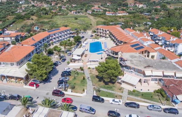 фотографии отеля Toroni Blue Sea изображение №3