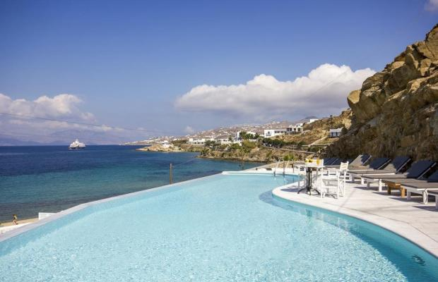 фото отеля Mykonos Beach Hotel (ex. Apartments By The Beach In Mykonos) изображение №5