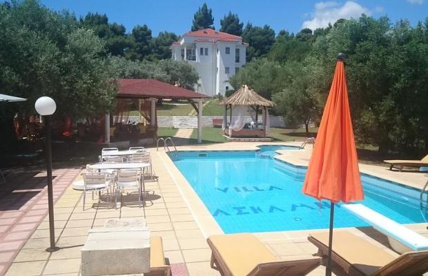 фото отеля Villa Askamnia Beach Aparthotel изображение №1