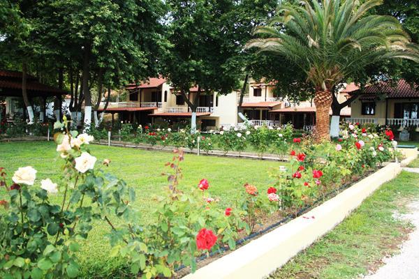фотографии отеля Bungalows The Roses изображение №11