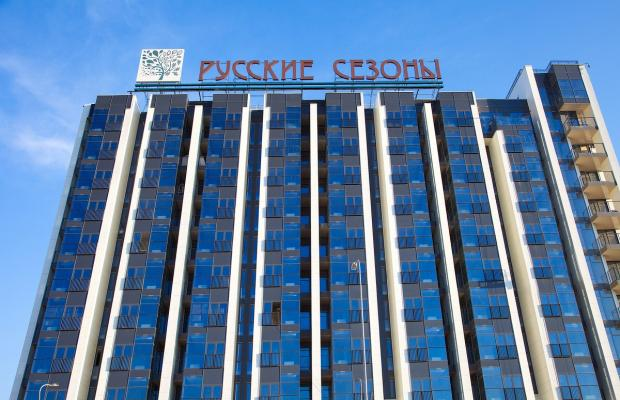 фотографии отеля Русские сезоны (ex. Russian Seasons Deluxe Hotel) изображение №7
