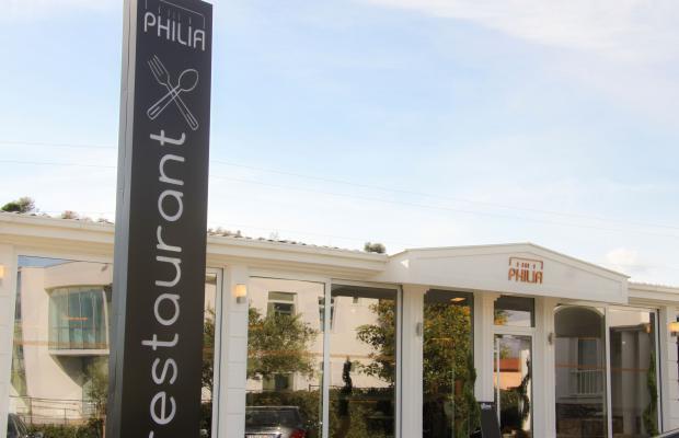 фотографии отеля Hotel Philia изображение №3