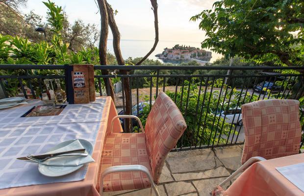 фото Drago Rooms & Apartments Sveti Srefan изображение №46