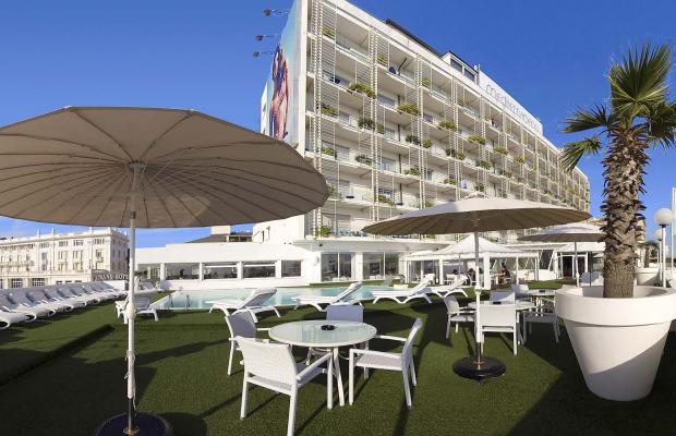 фотографии отеля Mediterraneo Riccione изображение №7