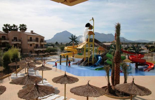 фотографии отеля Albir Garden Resort изображение №15
