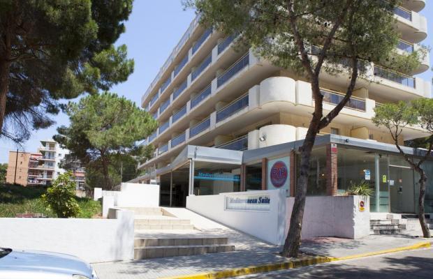 фотографии отеля Apartamentos Ibersol Mediterranean Suites изображение №3