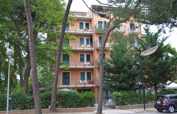 фотографии отеля Des Bains изображение №7