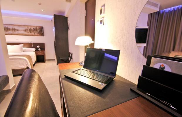 фотографии отеля Achilleos City Hotel изображение №15