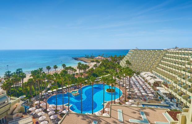 фото отеля Hipotels Mediterraneo Hotel (ex. Blau Mediterraneo) изображение №1