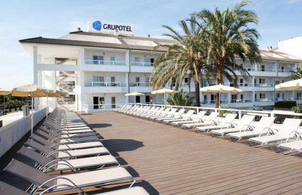 фотографии отеля Grupotel Alcudia Suite изображение №23