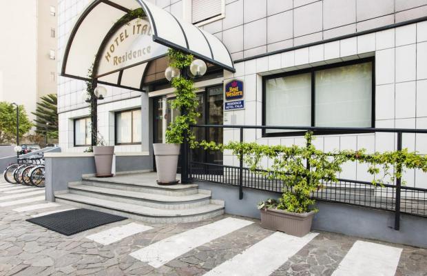 фото отеля Best Western Hotel Residence Italia изображение №1