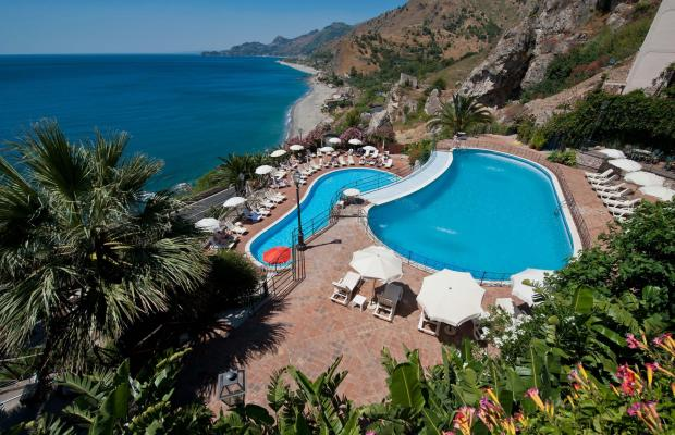фотографии отеля Baia Taormina Grand Palace Hotels & Spa изображение №39