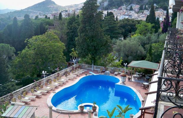 фотографии отеля Taormina Park (ех. Bristol Park) изображение №3