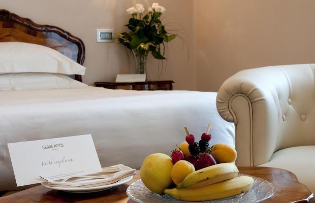 фотографии отеля Grand Hotel Rimini изображение №15