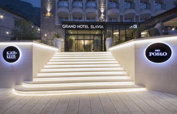 фотографии Grand Hotel Slavia изображение №12