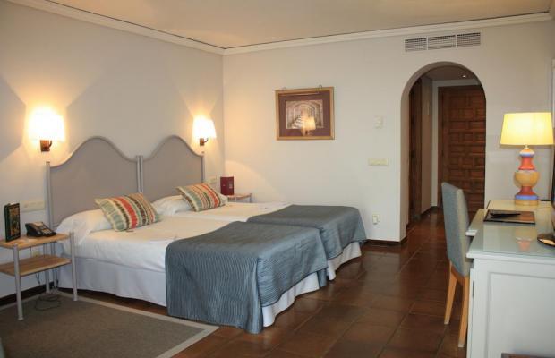 фотографии отеля Parador de Malaga-Gibralfaro изображение №7