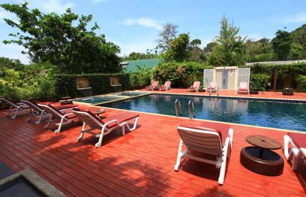 фото отеля Baan Panwa Resort & Spa изображение №1