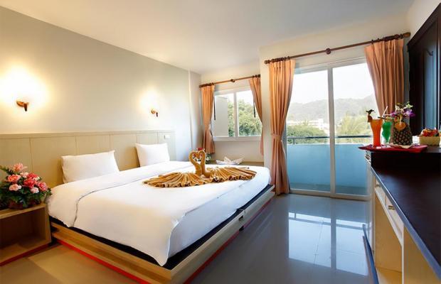 фотографии отеля Patong Pearl Resortel изображение №31