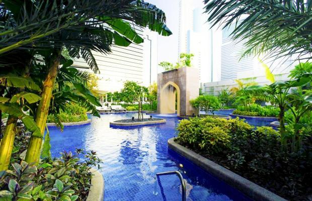 фото отеля Conrad Dubai (Ex. Conrad Dubai By Hilton) изображение №1
