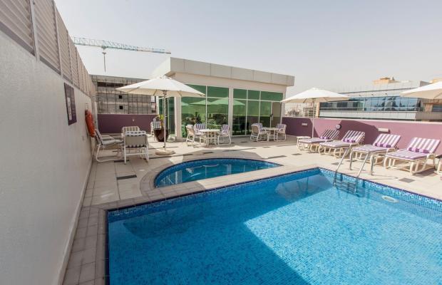 фотографии отеля Premier Inn Dubai Silicon Oasis изображение №3