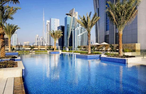 фото отеля JW Marriott Marquis Dubai изображение №1