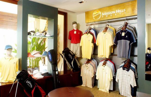 фотографии отеля Mission Hills Phuket Golf Resort & Spa изображение №7