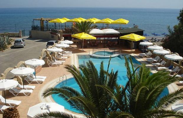 фотографии отеля Flora Beach изображение №7