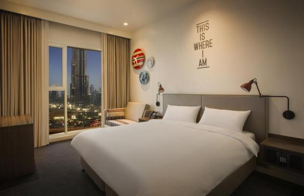 фотографии отеля Rove Downtown Dubai изображение №7