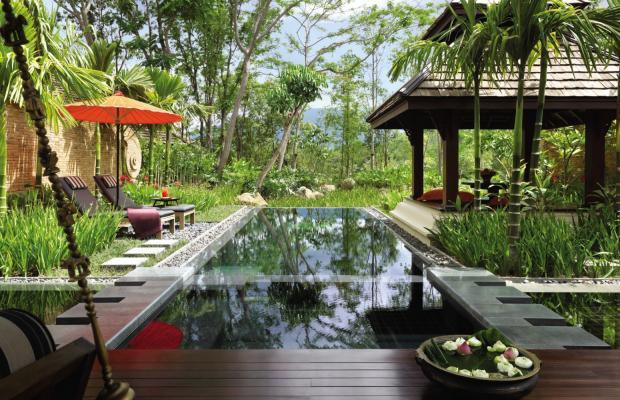 фотографии отеля Four Seasons Resort Chiang Mai изображение №3