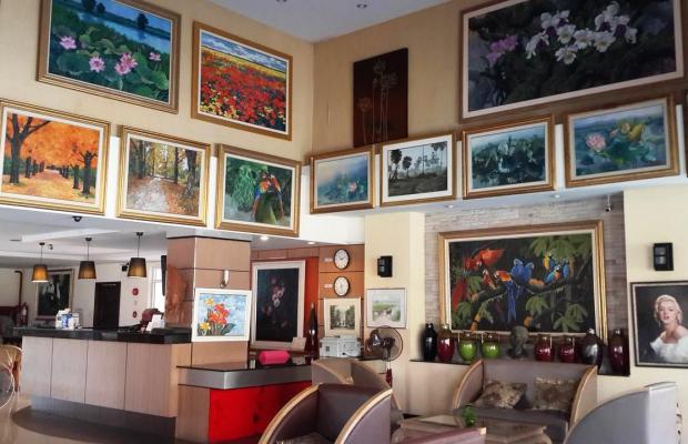 фотографии отеля Naris Art Hotel изображение №27