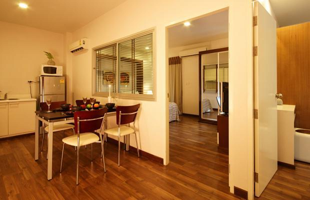 фотографии отеля I Residence Hotel Sathorn  изображение №11