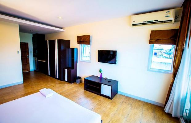 фотографии отеля The Circle Residence (ex. Thai Orange Asava; Asava Jomtien Residence) изображение №15