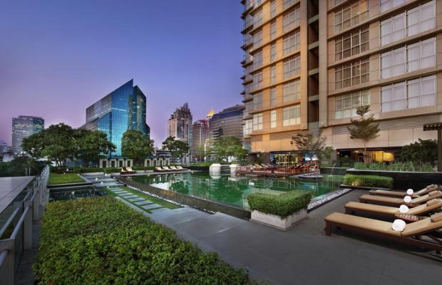 фотографии отеля Marriott Executive Apartments Sathorn Vista изображение №23