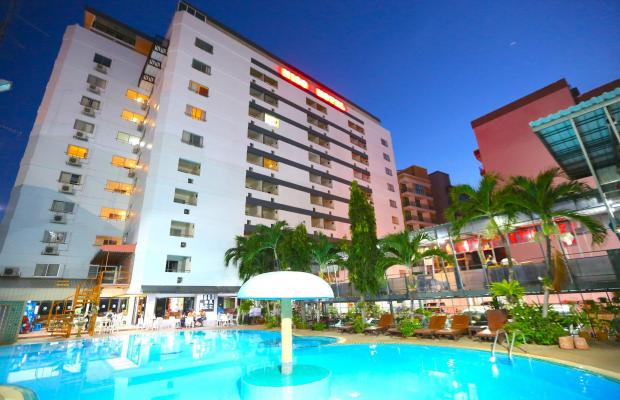 фото Pattaya Hiso Hotel (ex. Hyton Pattaya; Grand Central Pattaya) изображение №14