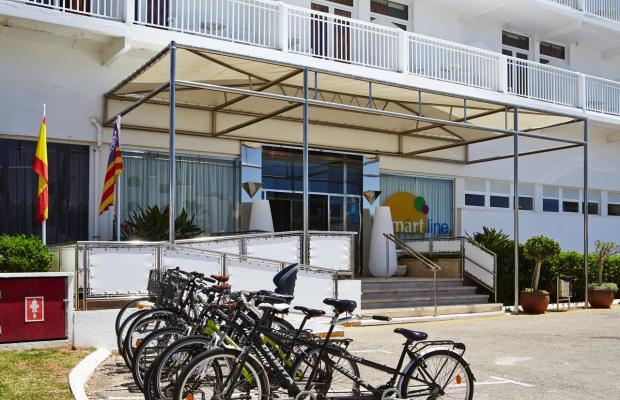 фото Smartline Cala´n Bosch (ex. Hi! Calan Bosch Hotel) изображение №18