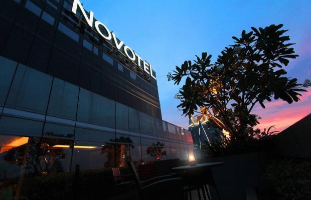 фото Novotel Bangkok Ploenchit Sukhumvit изображение №14