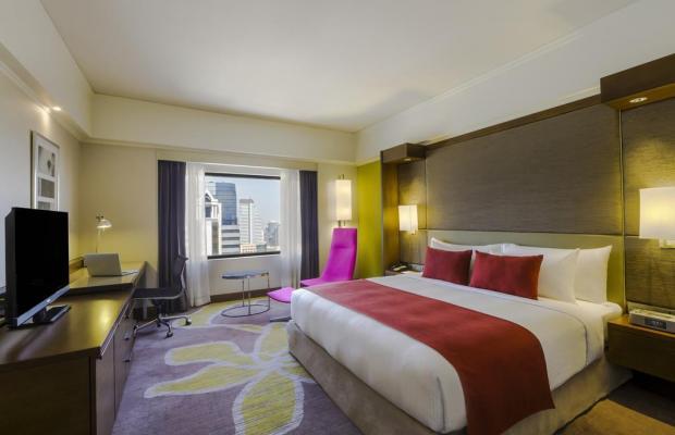 фото отеля Crowne Plaza Bangkok Lumpini Park (ex. Pan Pacific Bangkok Hotel) изображение №5