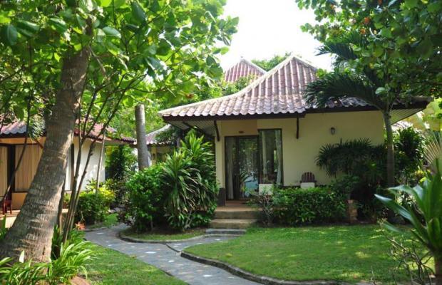 фотографии отеля Samui Honey Cottages Beach Resort изображение №7