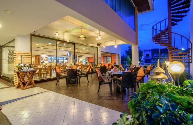 фотографии отеля Golden Beach Cha-Am изображение №43