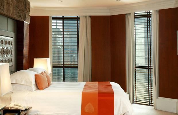 фото Plaza Athenee Bangkok A Royal Meridien Hotel  изображение №30