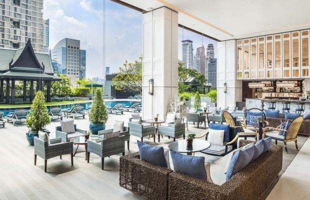 фото Plaza Athenee Bangkok A Royal Meridien Hotel  изображение №14