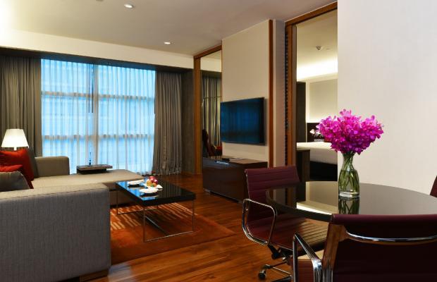 фотографии отеля Pullman Bangkok King Power изображение №19