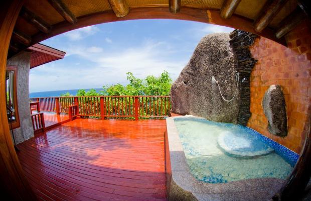 фотографии отеля Dusit Buncha Resort изображение №27