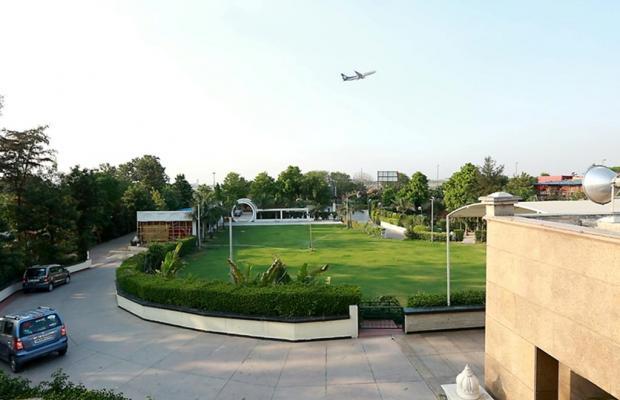 фотографии отеля Airport Residency изображение №47